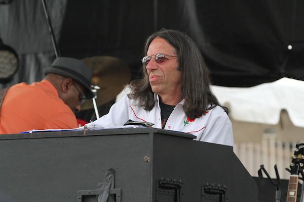 Jaimoe's Jasssz Band - Bruce Katz