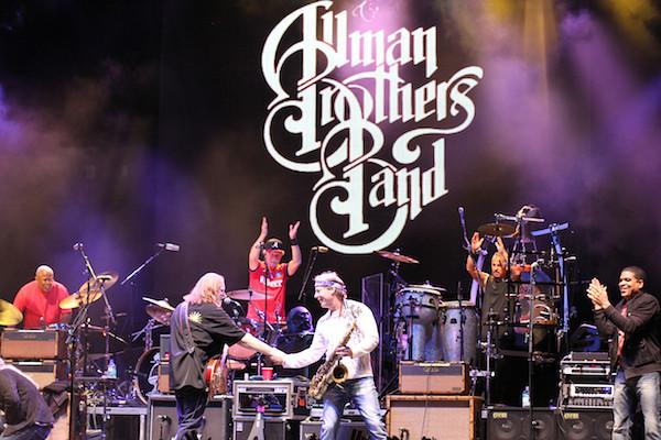 Bill Evans w / Allman Brothers