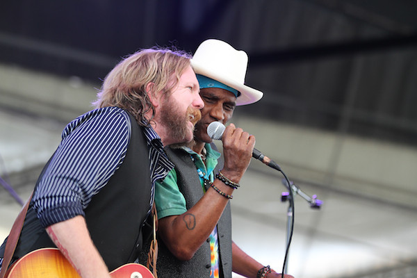 Royal Southern Brotherhood - Devon Allman, Cyril Neville