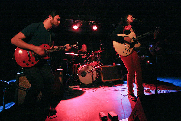 Pepi Ginsberg - Mercury Lounge, NYC - February 29th, 2008 - Pic 1