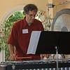 Jim solos on the vibraphone