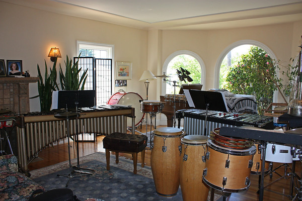 A Salon Of Percussion