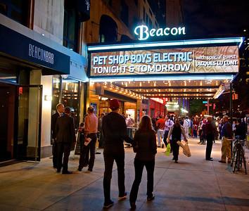 Pet Shop Boys @Beacon Theater