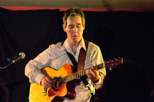 Pete Huttlinger in Longmont 2012-06-05