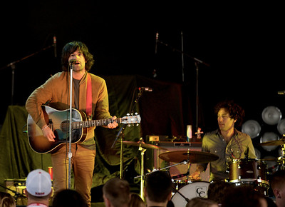 Pete Yorn opens for Coldplay