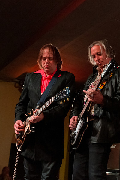 Kurt Bloch, Peter Buck