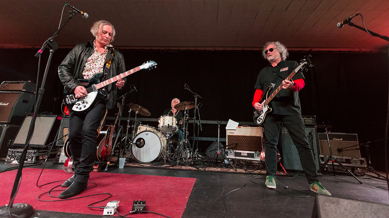 Peter Buck, Scott McCaughey