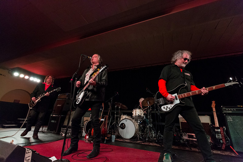 Kurt Bloch, Peter Buck, Scott McCaughey