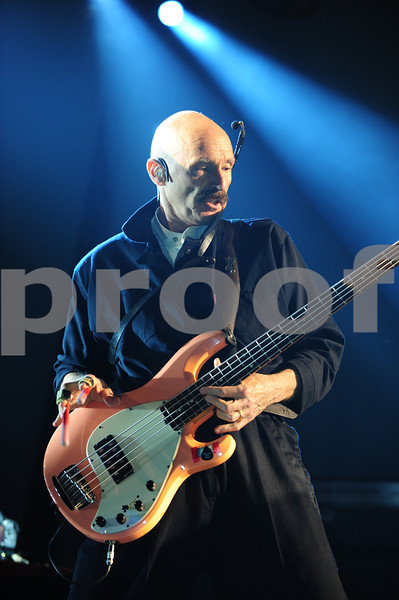 Tony Levin, bassist for Peter Gabriel, King Crimson, and Stick Men.
