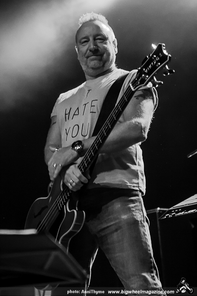 Peter Hook and the Light - Slaves of Venus - at Fonda Theatre - Hollywood, CA - September 21, 2013