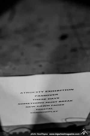 Peter Hook and the Light - Slaves of Venus - at Fonda Theatre - Hollywood, CA - September 21, 2013