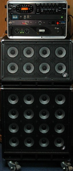 Phil Jones Bass cabinets