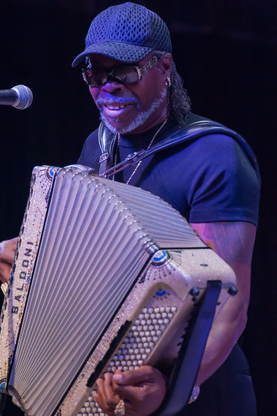 CJ Chenier and the Buckwheat Zydeko Band