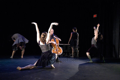"Philip Hansen's ""Peace Is Every Step"" featuring the Agnieszka Laska Dancers. Performed August 29, 2005, at the Interstate Firehouse Cultural Center."