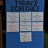 Culture Stage Schedule