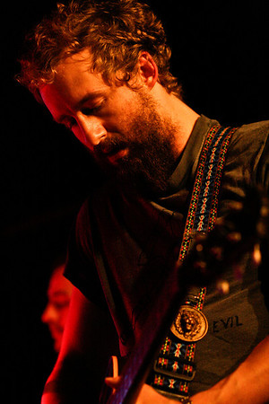 Phosphorescent - Mercury Lounge, NYC - February 29th, 2008 - Pic 1