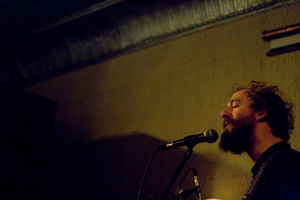 Phosphorescent - Sound Fix Records, NYC - December 13th, 2007 - Pic 10