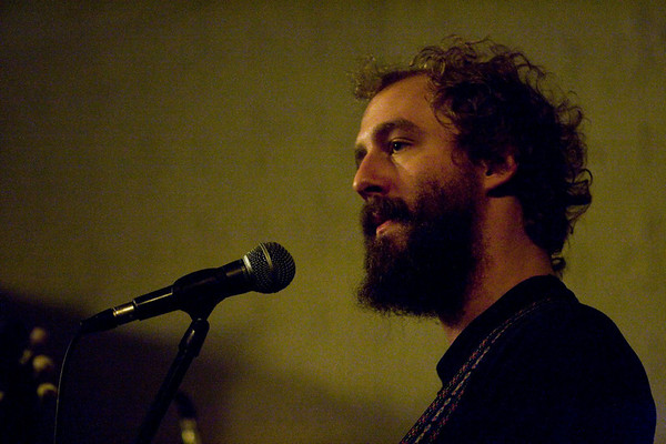 Phosphorescent - Sound Fix Records, NYC - December 13th, 2007 - Pic 8