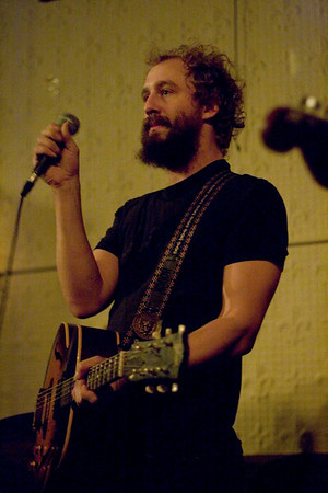 Phosphorescent - Sound Fix Records, NYC - December 13th, 2007 - Pic 6