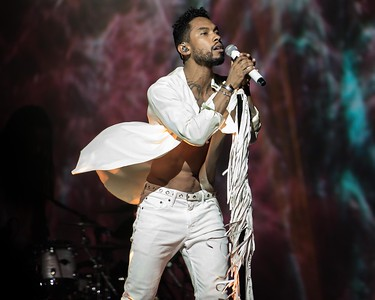 MIGUEL IN ATLANTIC CITY FOR CONSEQUENCE OF SOUND