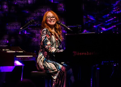 TORI AMOS IN PHILADELHIA