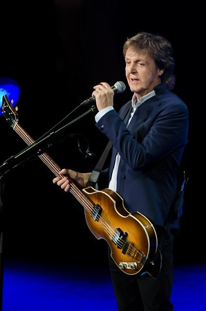 PAUL MCCARTNEY IN PHILADELPHIA