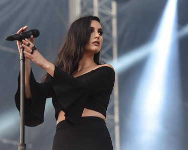 BANKS  at  The Made In America Festival