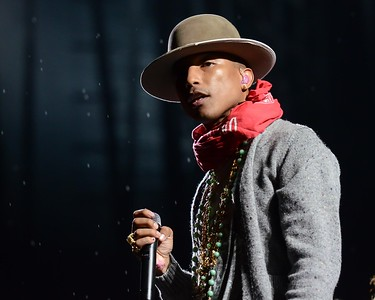 PHARRELL- MADE IN AMERICA FESTIVAL 2014-CONSEQUENCE OF SOUND