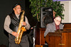 Bootsie Barnes and Gene Ludwig Photo - Peforming at A Jam For Jimmy Smith at The Clef Club in Philadelphia 2005. The first and only time they ever played together.