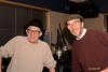 Gene Ludwig and WRTI Personality Bob Craig Jan 19, 2006 t the WRTI studio prior to Gene's performances at The Philadelphia Art Museum's Art After 5 series