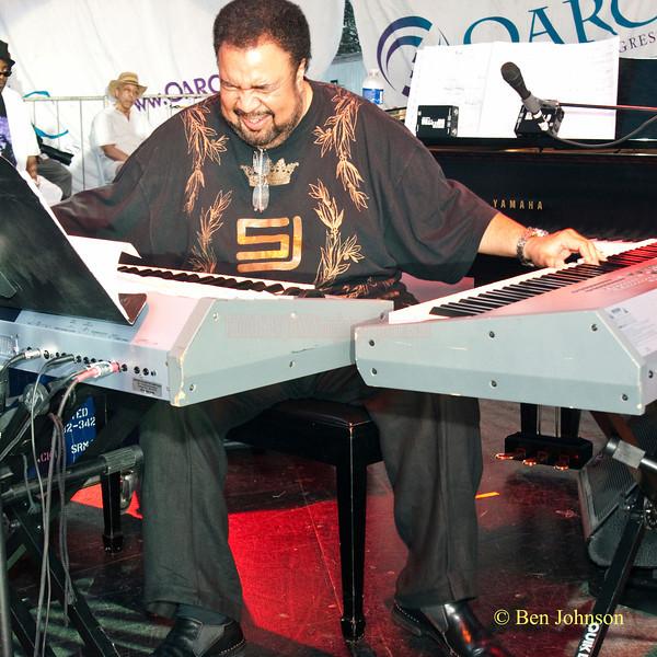 (Artist) appearing at The 2010 West Oak Lane Jazz Festival in Philadelphia, PA