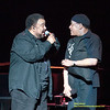 George and Al Jarreau- Performing at The 33rd Annual Freihofer's Saratoga Jazz Festival - June 27 & 28, 2010
