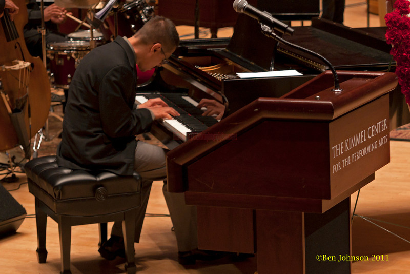 Marcus Persiani Photo - A Tribute held to honor the late legendary Jazz organist, Dr. Trudy Pitts. The event was held in Verizon Hall at Philadelphia's Kimmel Center for The Performing Arts. It featured numerousJazz musicians and other vocal and spoken word artists  from Philadelphia and other parts of the country