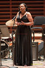 Laura Hall-Carney photo - A Tribute held to honor the late legendary Jazz organist, Dr. Trudy Pitts. The event was held in Verizon Hall at Philadelphia's Kimmel Center for The Performing Arts. It featured numerousJazz musicians and other vocal and spoken word artists  from Philadelphia and other parts of the country