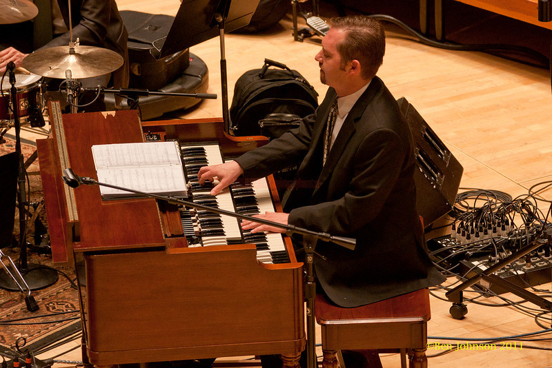 Pat Bianchi Photo - Perfomring at a  Tribute held to honor the late legendary Jazz organist, Dr. Trudy Pitts. The event was held in Verizon Hall at Philadelphia's Kimmel Center for The Performing Arts. It featured numerousJazz musicians and other vocal and spoken word artists  from Philadelphia and other parts of the country
