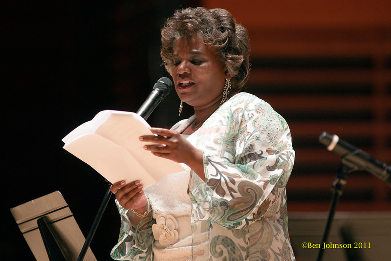 Pheralyn Dove Photo - Perfomring at a  Tribute held to honor the late legendary Jazz organist, Dr. Trudy Pitts. The event was held in Verizon Hall at Philadelphia's Kimmel Center for The Performing Arts. It featured numerousJazz musicians and other vocal and spoken word artists  from Philadelphia and other parts of the country