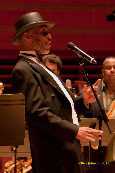 TC III photo - A Tribute held to honor the late legendary Jazz organist, Dr. Trudy Pitts. The event was held in Verizon Hall at Philadelphia's Kimmel Center for The Performing Arts. It featured numerousJazz musicians and other vocal and spoken word artists  from Philadelphia and other parts of the country