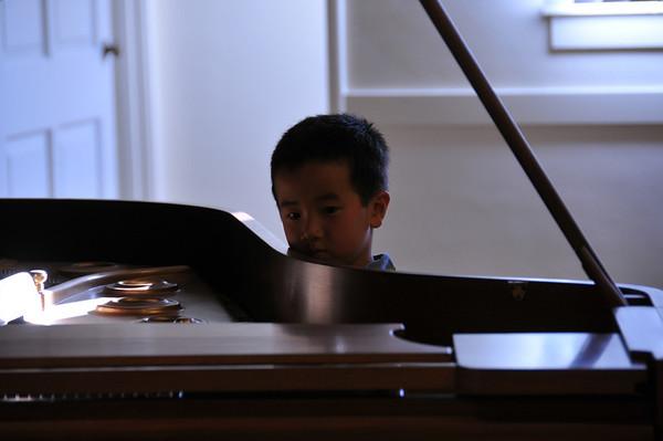 Piano Recital 06/12/2011