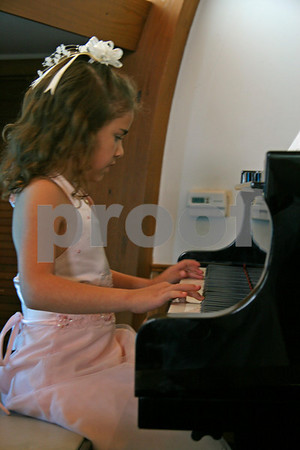 Piano Recital 2007