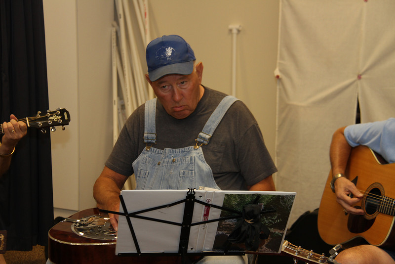 Picking in the Heartland June 22, 2012