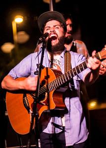 Lead singer of Pilgrim, Beau Roberson