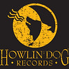 Howlin Dog Logo Distressed