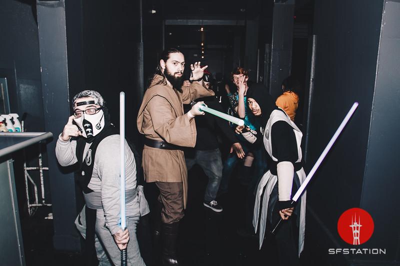 Pixel Terror, Feb 28, 2018 at Amplify SF