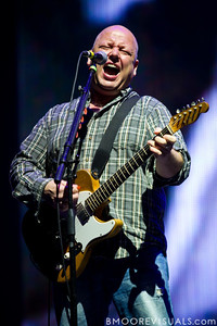 Black Francis of Pixies performs at The Citrus Bowl in Orlando, Florida during Orlando Calling on November 12, 2011