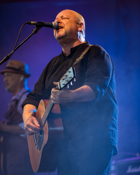 July 8, 2018 The Pixies at Ruoff Home Mortgage Music Center. Photo by Tony Vasquez for Onstage Magazine.