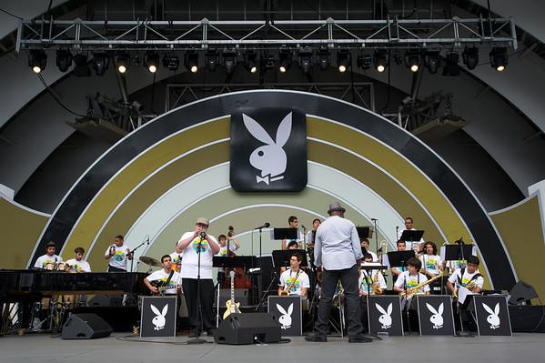 Playboy Jazz Highlights Day 1 2011