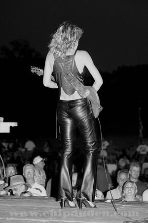 """Ana Popovich, The sexiest woman to play guitar since Nancy Wilson!  <br /> Playing with Fire Concert Series, Omaha, NE  2004    <a href=""""http://www.playingwithfireomaha.com"""">http://www.playingwithfireomaha.com</a>"""