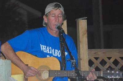 Sam Melvin at The Last Resort in Carolina Beach on Pleasure Island, NC