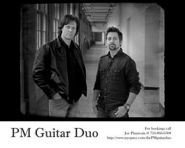 pm guitar duo