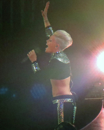 P!nk 2013 - Staple Center- by JK Leach